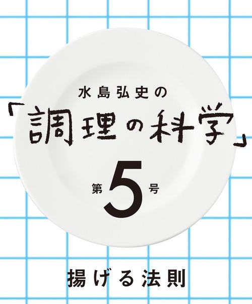 水島弘史の「調理の科学」第5号 揚げる法則